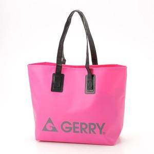GERRY(ジェリー)超軽量完全防水トートバック ピンク - 拡大画像