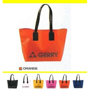 GERRY(ジェリー)超軽量完全防水トートバック オレンジ - 拡大画像
