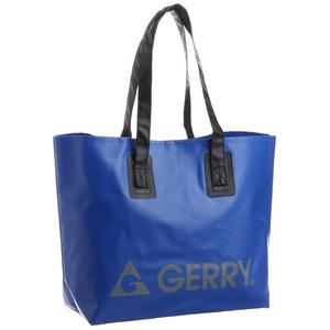GERRY(ジェリー)超軽量完全防水トートバック ブルー - 拡大画像