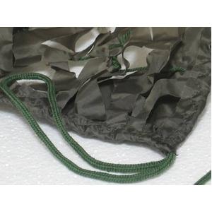 米軍 ジャングルネット レプリカ オリーブ(専用袋付き)