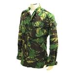 イギリス軍放出 トロピカルDPM カモフラージュシャツ 中古 《M相当》