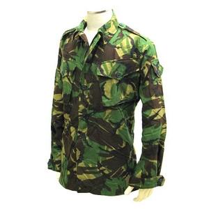 イギリス軍放出トロピカルDPM カモフラージュシャツ 《L相当》【中古】 - 拡大画像