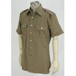 イタリア軍放出 カラビアンチノシャツ デットストック 《M相当サイズ》