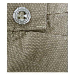 ベルギー軍 タイプ1952 S七分丈パンツ 復刻番 カーキ 【 サイズ4 】