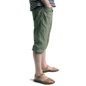 ベルギー軍 タイプ1952 S七分丈パンツ 復刻番 カーキ 【 サイズ3 】