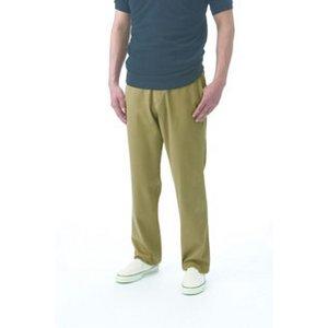【メンズ/パンツ/ビジカジ】カーキトラウザーズ 32(82cm)