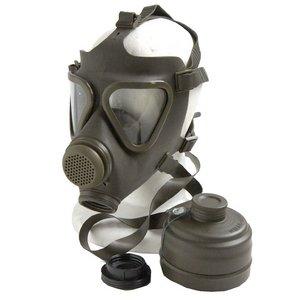 ドイツ軍放出 BWガスマスク【中古】