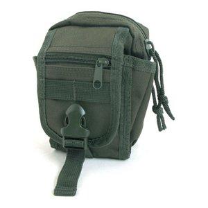 多機能 MO LLEバッグ 対応防水布使用ポーチ BP062YN オリーブ