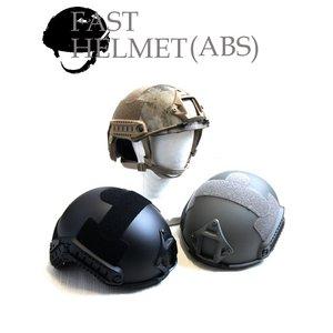 FASTヘルメット HM024NN ブラック 【レプリカ】 - 拡大画像