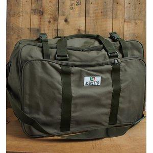 イタリア軍放出 スーツケース ミディアム BH057NN オリーブ 【デットストック】【未使用】 - 拡大画像