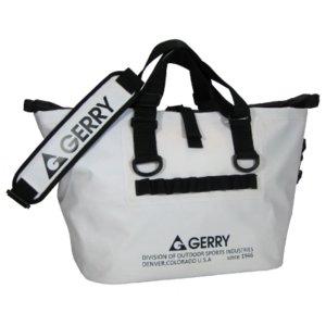 GERRY 超軽量防水トートラージバック GE5007 ホワイト - 拡大画像
