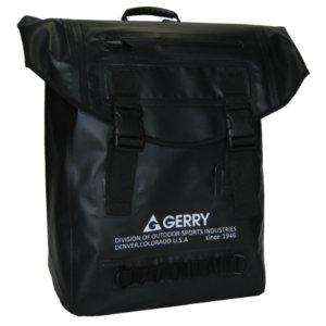 GERRY  超軽量完全防水バックバック  GE5010  ブラック - 拡大画像