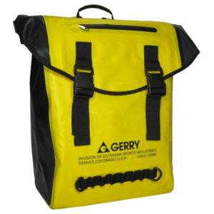 GERRY  超軽量完全防水バックバック  GE5010  イエロー - 拡大画像
