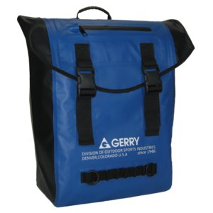 GERRY  超軽量完全防水バックバック  GE5010  ネイビー - 拡大画像