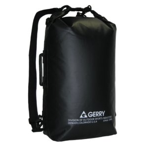 GERRY  超軽量完全防水ドライバック GE5012  ブラック - 拡大画像