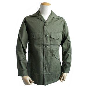 アメリカ軍放出 U.S.ファーティングシャツ JS056NN 13ハーフ 【デットストック】【未使用】 - 拡大画像