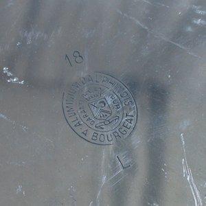 フランス軍放出 ソースパン/小鍋 【 直径18cm 】 Borgeat社製 アルミ製 EE336NN 〔未使用/デッドストック〕