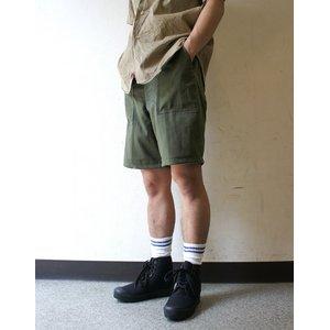 アメリカ軍放出 U.S.ファーティングパンツ ポリコットン ショート PS088UN サイズ30 【中古】 - 拡大画像