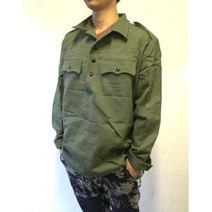 ブルガリア軍放出 プルオーバージャケット JJ144NN M相当 【 デットストック 】 【 未使用 】
