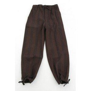 纏(まとい)織作務衣 141-1905 ベージュ Lサイズ f05