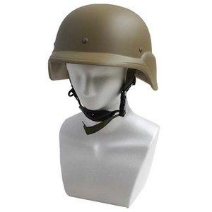 U.S.タイプ M88フリッツヘルメット HM016NN サンド 【レプリカ】 - 拡大画像