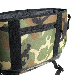 アメリカ軍 メッセンジャーバッグ/鞄 【 20...の紹介画像3