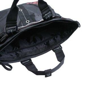 フライングボディパラシュートヘルメットバッグ BH067YN ブラック f06