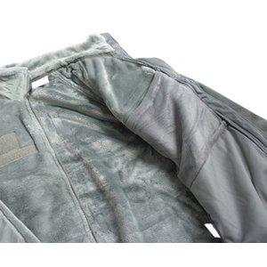 【訳あり・在庫処分】 アメリカ軍 ECWC S Gen3 両面フリースジャケット 【 Sサイズ 】 サイドリブ仕様 JJ150YN フォリッジ 【 レプリカ 】