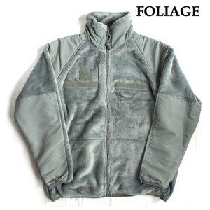 アメリカ軍 ECWC S Gen3 両面フリースジャケット 【 XLサイズ 】 サイドリブ仕様 JJ150YN フォリッジ 【 レプリカ 】