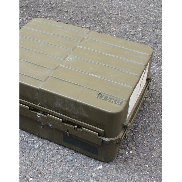 ノルウェー軍放出 トランスポートボックス B X098NN  デットストック   未使用
