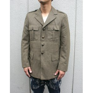 イタリア軍放出 WW2ウールジャケット JJ148NN サイズ50 【 デッドストック 】 【 未使用 】