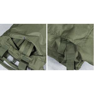 U. S.タイプリュック・ショルダー・手提げ3WAYヘルメットバッグ BH063YN ブラック 【 レプリカ 】