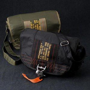 パラシュートバッグ ショルダー R-2 アーミーグリーン画像2