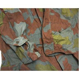 イタリア軍放出 サンマルコカモ(迷彩) カバーオール CC028UN Mサイズ【中古】