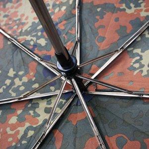 ミリタリーワンタッチ折りたたみ傘 EE376YN フレックターン