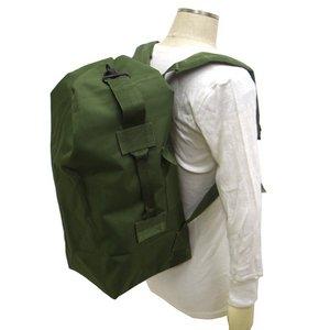 米陸軍防水20LダッフルバッグBD005NNオリーブ【レプリカ】