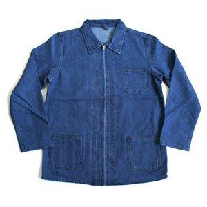 アメリカ軍 デニムジャケット/スーベニアジャケット 【 38/Mサイズ 】 JJ151YNE M デニム無地 【 レプリカ 】