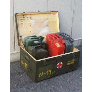 チェコ軍放出  N5/N15 ウッドボックス BX099UN 【中古】 - 拡大画像