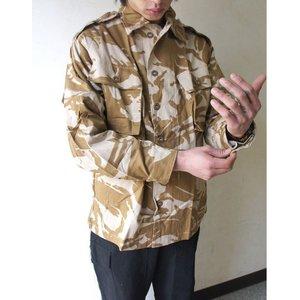 イギリス軍 放出 デザートDP Mシャツ J S032NN 96( M〜 L)サイズ 【 デッドストック 】 【 未使用 】  - 拡大画像