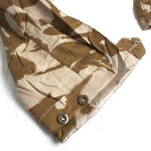 イギリス軍 放出 デザートDP Mシャツ J S032NN 96( M〜 L)サイズ 【 デッドストック 】 【 未使用 】5