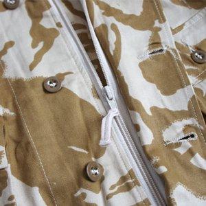 イギリス軍 放出 デザートDP Mシャツ J S032NN 96( M〜 L)サイズ 【 デッドストック 】 【 未使用 】6