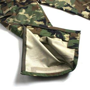 アメリカ軍 オーバーパンツ 【 Lサイズ 】 ゴアテックスタイプECWC S GEN3 PP173YN ウッドランド カモ( 迷彩) 【 レプリカ 】