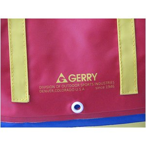 GERRY超軽量完全防水中型トートバッグ クレイジーカラー GE3011 イエロー f05