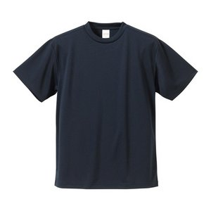 UVカット吸汗速乾 Tシャツ 【 3枚セット 】 CB5900 コバルトブルー & ターコイズ ブルー & ネイビー XXXLサイズ h03