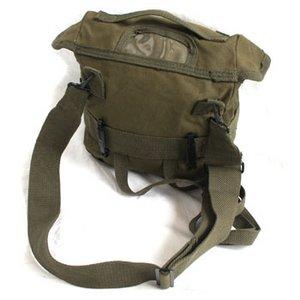 米軍 M1961キャンパス上着留めコンバットバッグ B S132YN オリーブ 【 レプリカ 】