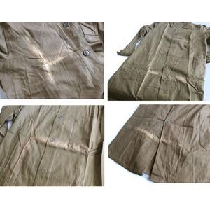 チェコ軍放出 ワークコート JC039NN ブラウン Mサイズ 【デットストック】【未使用】日焼けあり