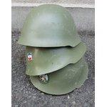セルビア軍放出 スチールヘルメット HM030UN 57cm 【中古】