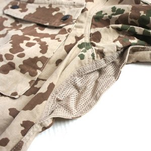 ドイツ軍放出 BWデザートフレックターン長袖シャツ JS099UN M  【中古】 f05
