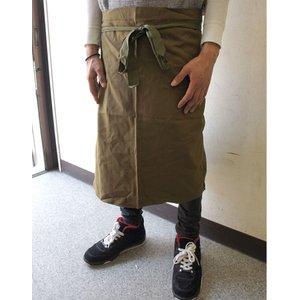 チェコ軍放出 エプロン EE343NN ブラウン【デットストック】【未使用】