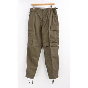 アメリカ軍 BDU カーゴパンツ /迷彩服パンツ 【 XSサイズ 】 YN521007 オリーブ 【 レプリカ 】